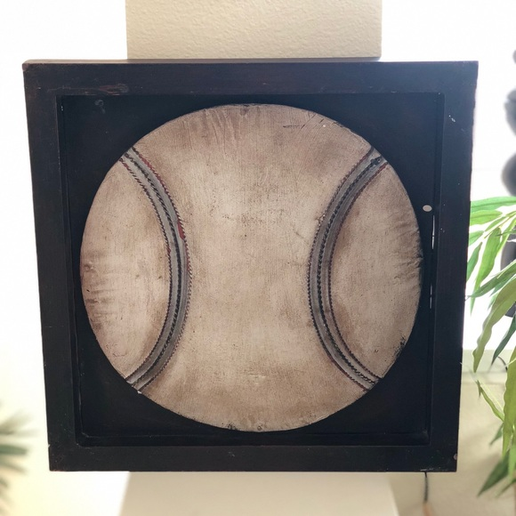 Other - Baseball Wall Art